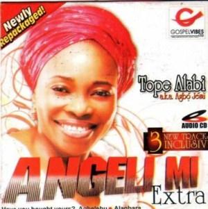 Tope Alabi - Angeli Mi